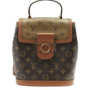 Louis Vuitton M45142 Dauphine PM Backpack 184716
